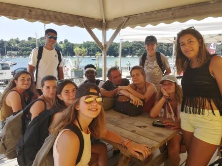 Séjour autofinancé à Trégunc - Du 24 au 26 juillet 2018