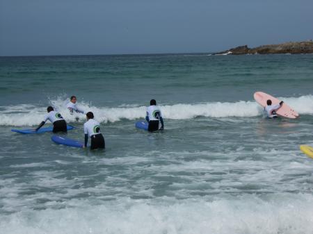 SEJOUR SURF AOUT 2014