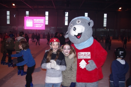 HALLOWEEN A LA PATINOIRE - Le 27 Octobre